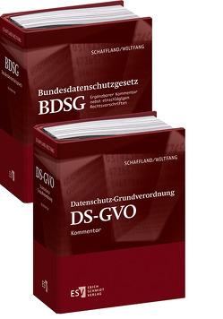 Datenschutz-Grundverordnung (DS-GVO)/ Bundesdatenschutzgesetz (BDSG) – Einzelbezug von Holthaus,  Gabriele, Schaffland,  Astrid, Schaffland,  Hans-Jürgen, Wiltfang,  Noeme