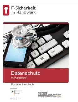 Datenschutz im Handwerk von Rafalkes,  Innokentij, Schibert,  Elena, Schüler,  Jürgen