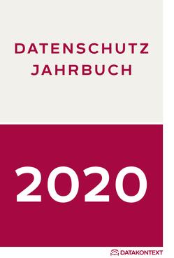 Datenschutz-Jahrbuch 2020