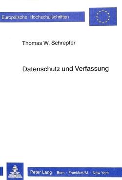 Datenschutz und Verfassung