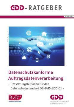Datenschutzkonforme Auftragsdatenverarbeitung von Herweg,  Ralf, Lepperhoff,  Niels, Müthlein,  Thomas, Weiß,  Steffen
