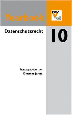 Datenschutzrecht Jahrbuch 2010 von Jahnel,  Dietmar