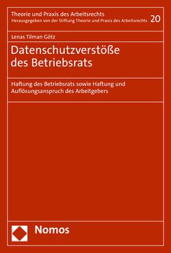 Datenschutzverstöße des Betriebsrats von Götz,  Lenas Tilman