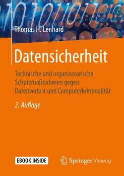 Datensicherheit von Lenhard,  Thomas H