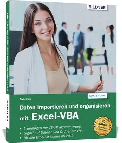 Datentransfer mit Excel-VBA von Klein,  Dieter