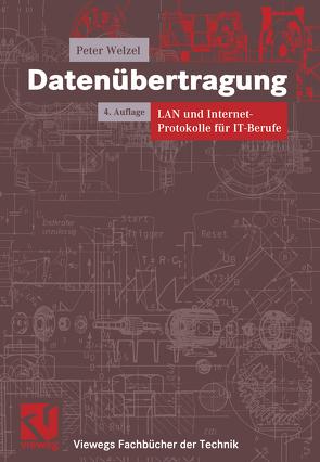 Datenübertragung von Schumny,  Harald, Welzel,  Peter