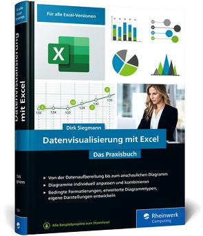 Datenvisualisierung mit Excel von Siegmann,  Dirk