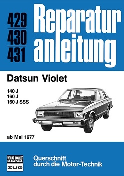 Datsun Violet ab Mai 1977