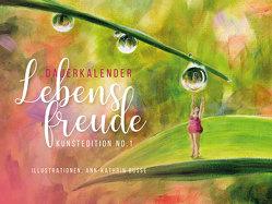 Dauerkalender Lebensfreude von Busse,  Ann-Kathrin