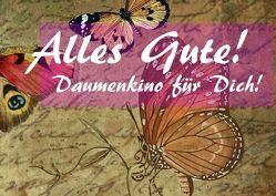 Daumenkino für Dich! von Gold,  Piet
