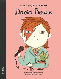 David Bowie von Albero,  Ana, Sánchez Vegara,  María Isabel