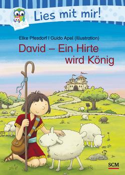 David – Ein Hirte wird König von Apel,  Guido, Pfesdorf,  Elke