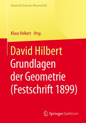 David Hilbert von Volkert,  Klaus
