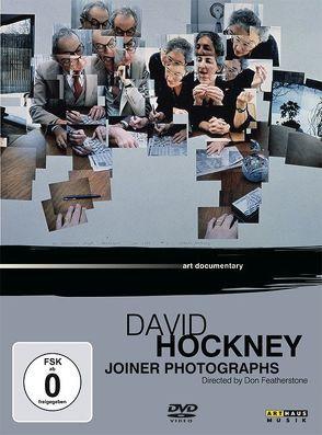 David Hockney: Joiner Photographs von Featherstone,  Don