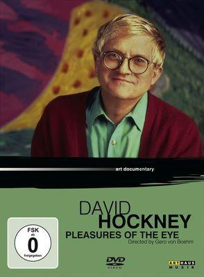 David Hockney: Pleasures of the Eye von von Boehm,  Gero