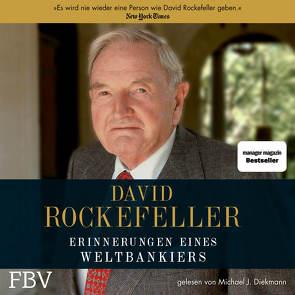 David Rockefeller Erinnerungen eines Weltbankiers von Diekmann,  Michael J., Rockefeller,  David