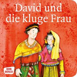 David und die kluge Frau von Brandt,  Susanne, Lefin,  Petra, Nommensen,  Klaus-Uwe