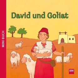 David und Goliat von Schnizer,  Andrea