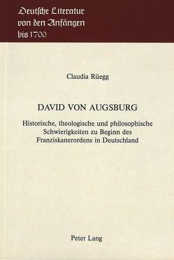 David von Augsburg