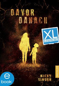 Davor und Danach. XL-Leseprobe von Salzmann,  Birgit, Schneider,  Frauke, Singer,  Nicky