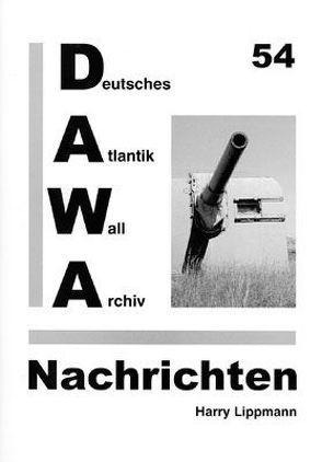 DAWA Nachrichten des Deutschen Atlantikwall-Archivs von Tomezzoli,  Giancarlo