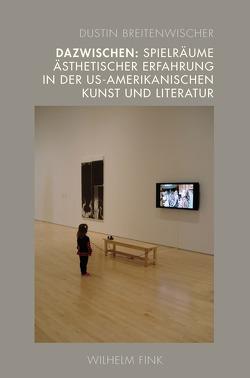 Dazwischen: Spielräume ästhetischer Erfahrung in der US-amerikanischen Kunst und Literatur von Breitenwischer,  Dustin