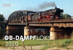 DB-Dampfloks 2020