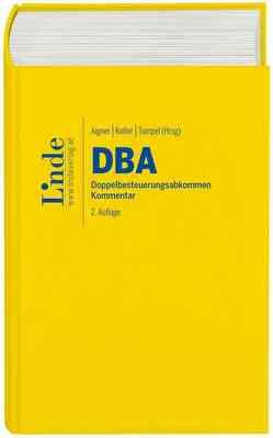 DBA-Kommentar von Aigner,  Dietmar, Kofler,  Georg, Tumpel,  Michael