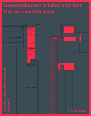 DBU Bauband 3: Gewerbebauten in Lehm und Holz von Djahanschah,  Sabine