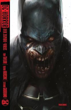 DC Horror: Der Virus von Gaudiano,  Stefano, Hairsine,  Trevor, Taylor,  Tom