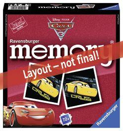 DCA: Disney Cars3 memory® von Hurter,  William H.