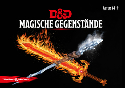 D&D: Magic Item Deck (Deutsch) von Crawford,  Jeremy, Mearls,  Mike
