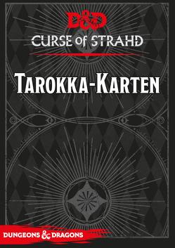 D&D: Tarokka-Karten von Goodison,  Sean
