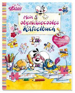 Diddl Mein oberkäsecooles Rätselbuch von Goletz,  Thomas