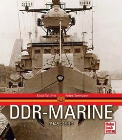 DDR-Marine von Schäfer,  Knut, Seemann,  Peter