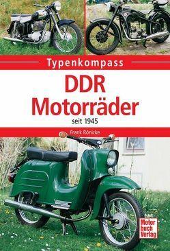 DDR-Motorräder von Rönicke,  Frank