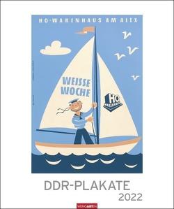 DDR-Plakate Edition Kalender 2022 von Weingarten