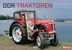 DDR Traktoren 2020 von Paulitz,  Udo