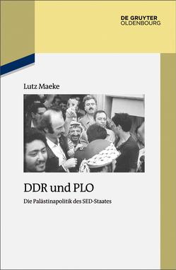 DDR und PLO von Maeke,  Lutz