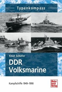 DDR-Volksmarine von Schäfer,  Knut