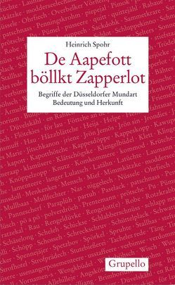 De Aapefott böllkt Zapperlot von Spohr,  Heinrich