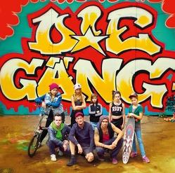 D!E GÄNG (CD) von D!E GÄNG, Dineen,  Mateo, Kowalewski,  Anatol, Potma,  Johan, Weber,  Max