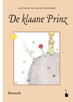 De klaane Prinz von Saint-Exupéry,  Antoine de, Sauer,  Walter