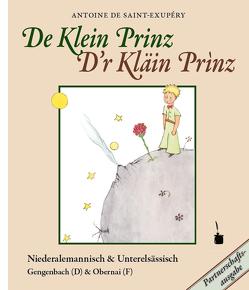 De Klein Prinz / D'r kläin Prìnz von Adolf,  Paul, Saint-Exupéry,  Antoine de, Wurth,  Wendelinus