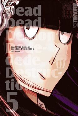 Dead Dead Demon's Dededede Destruction 05 von Asano,  Inio