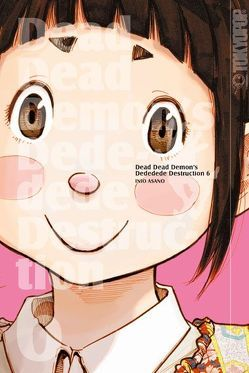 Dead Dead Demon's Dededede Destruction 06 von Asano,  Inio