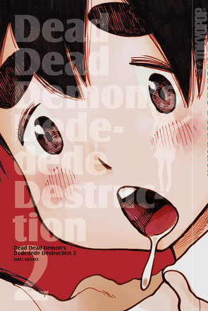 Dead Dead Demon's Dededede Destruction – Band 02 von Asano,  Inio