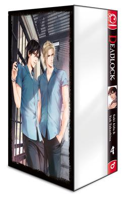 Deadlock 04 + Box von Aida,  Saki, Takashina,  Yuh