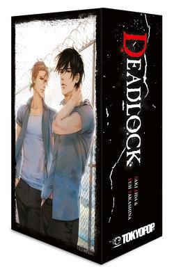 Deadlock Komplettbox von Aida,  Saki, Takashina,  Yuh