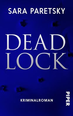 Deadlock von Münch,  Katja, Paretsky,  Sara